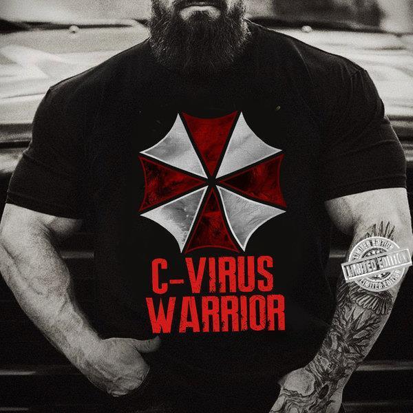 C-virus warrior shirt